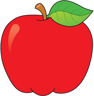 308x317 School Apple Clip Art Free Clipart Images