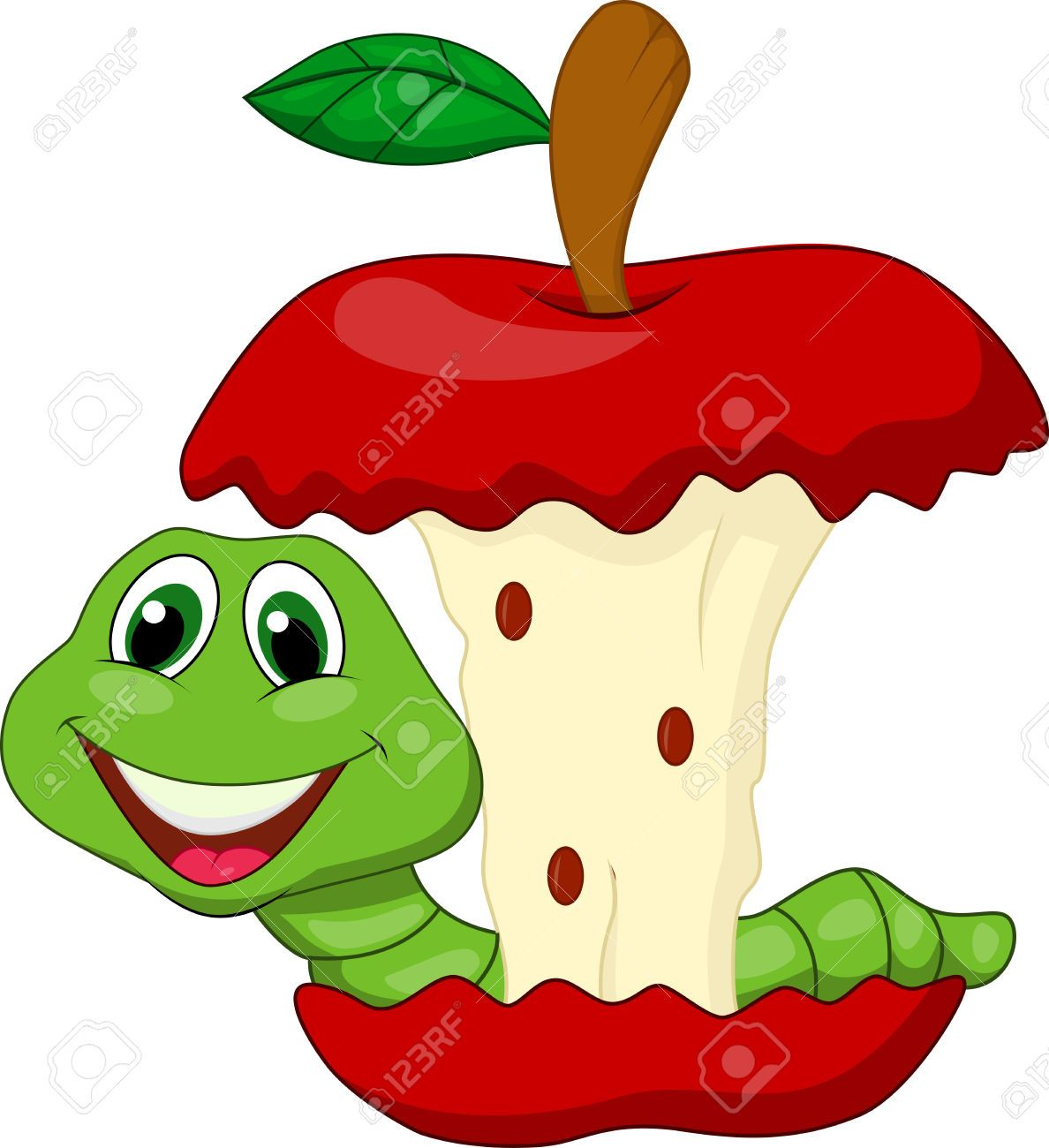 1188x1300 Alarmed And Stunned Red Apple Emoji 102714 Clipart Of Cartoon