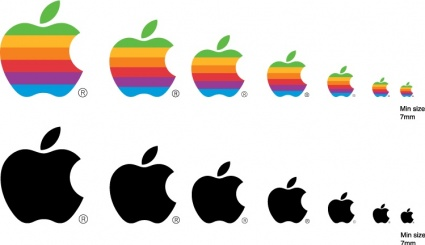 425x245 Free Download Of Apple Logo Vector Graphic