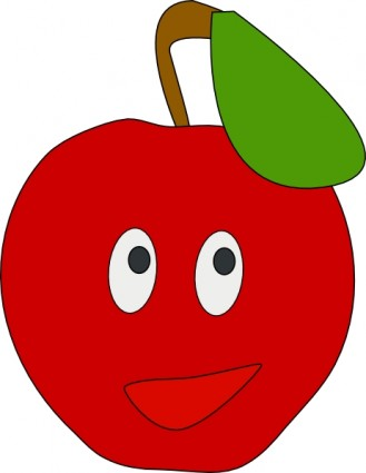 329x425 Image Of Apple Logo Clipart