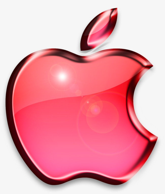 650x762 Pink Apple Logo Material, Apple Logo Material, Pink, Icon Material