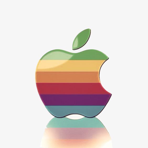 564x564 Apple Logo, Creative Logo, Iphone Png Image And Clipart For Free