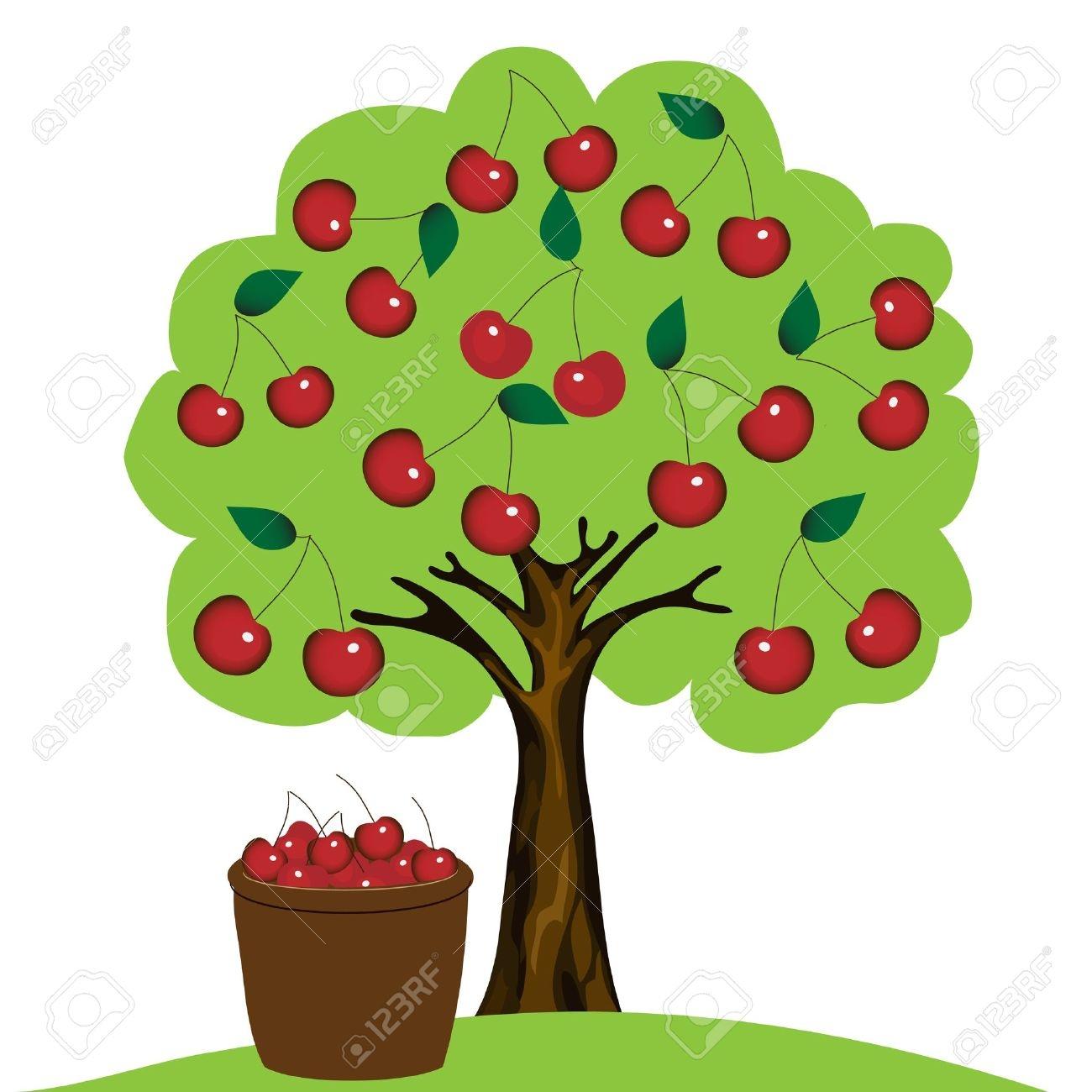 1300x1300 Clip Art Tree Orchard Clipart Td6j75v