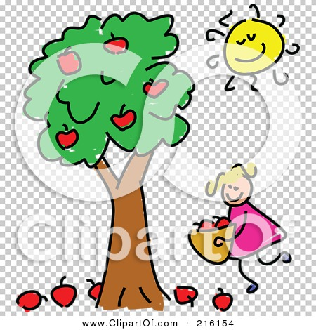 450x470 Royalty Free (Rf) Clipart Illustration Childs Sketch