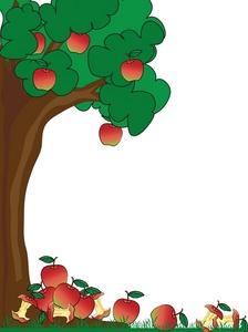 224x300 Top 89 Apple Tree Clip Art