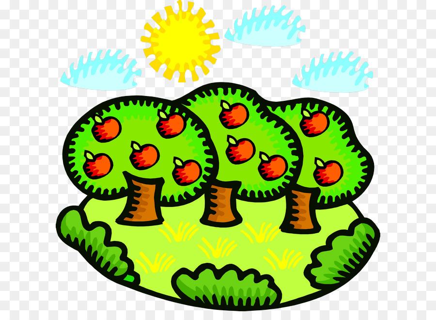 900x660 Tree Cartoon Clip Art