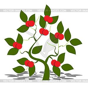 300x300 Apple Tree Clip Art