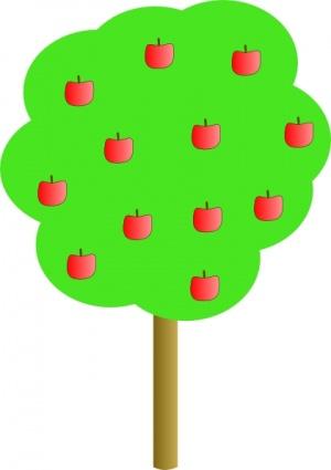 300x425 Apple Tree Cartoon Clip Art Download 1,000 Clip Arts