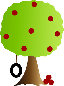 223x300 Apple Trees Cliparts