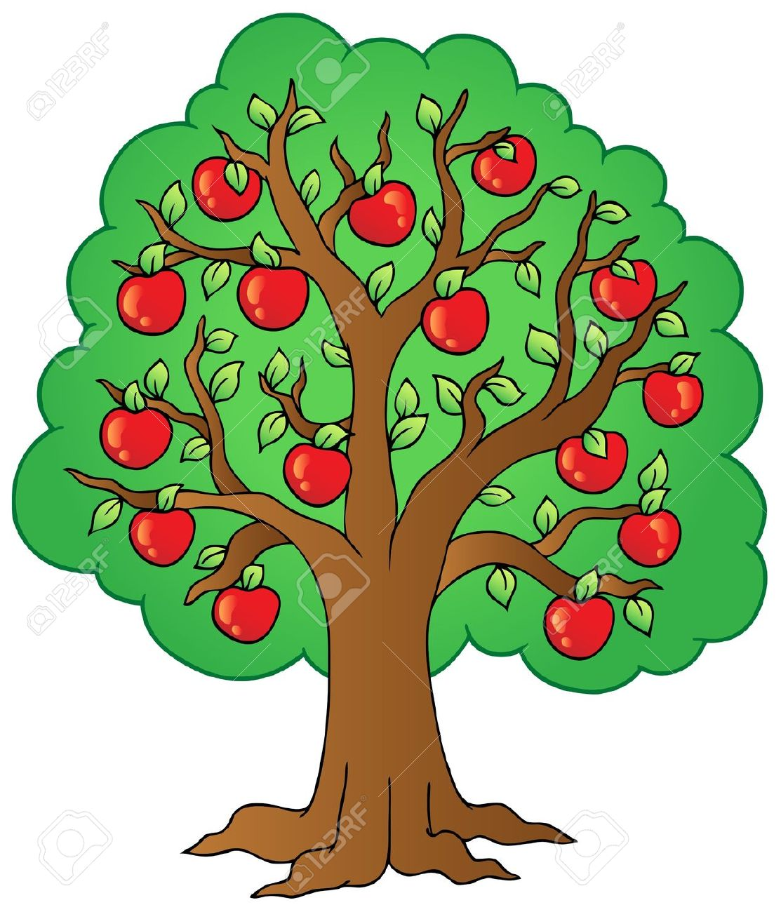 1113x1300 Clip Art Apple Orchard Clip Art