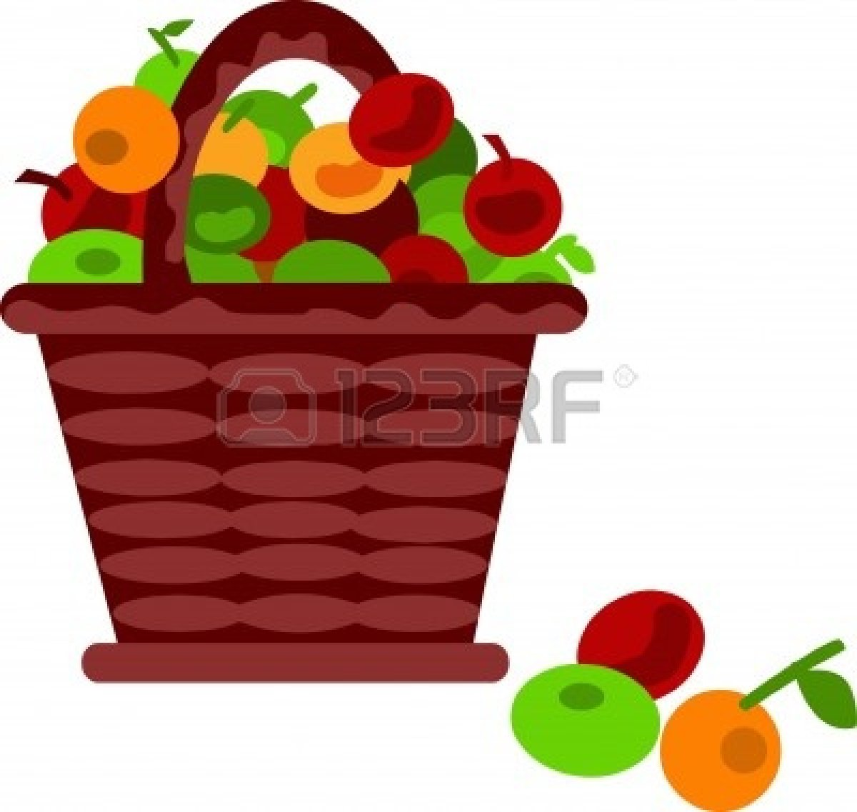 1200x1137 Apple Picking Basket Clipart Images On Page 0 Yanhe Clip Art