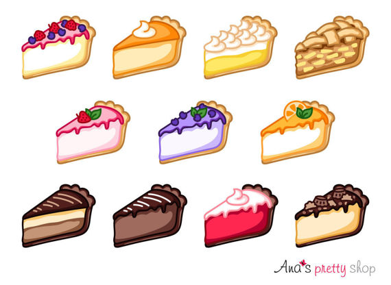 570x416 Cheesecake Clipart, Pie Clipart, Traditional Cheesecake, Apple Pie