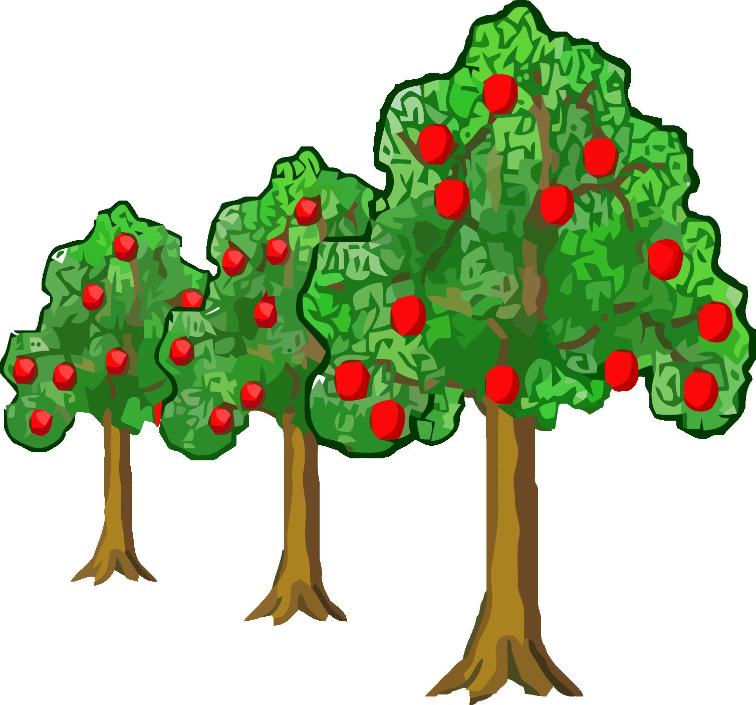 1509x1406 Apple Tree Pictures Clip Art