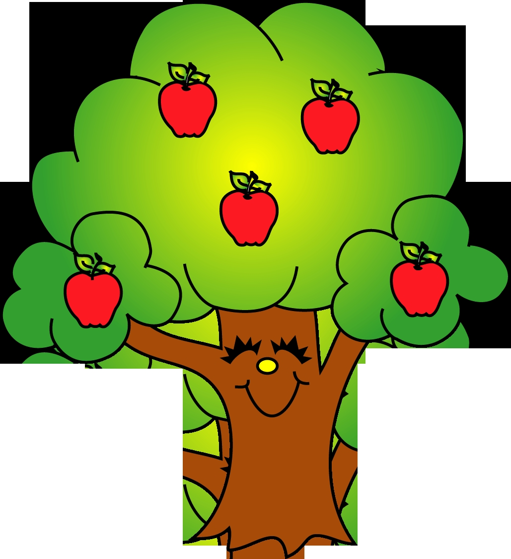 1029x1125 Unique Apple Tree Clipart Collection