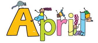 338x149 Month Of April Clip Art