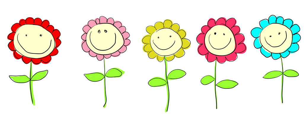 1032x401 Welcome April Clipart