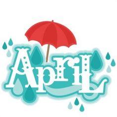 236x236 Month Of April Clip Art Month