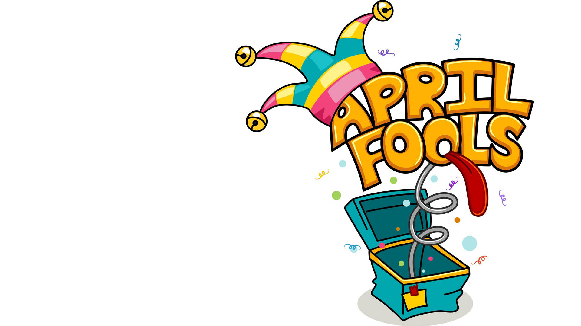 1920x1080 April Fools Day Clipart Group