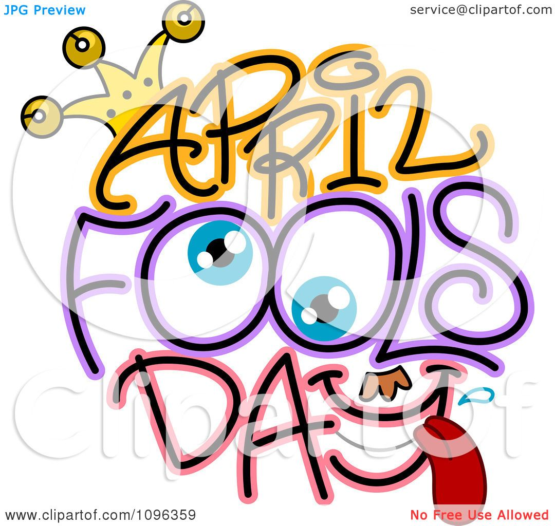 1080x1024 Clipart Eyes And April Fools Day Text
