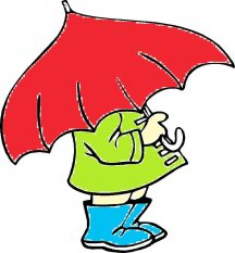 216x233 April Showers Bring May Flowers Clip Art Free 7 (Ordinary April
