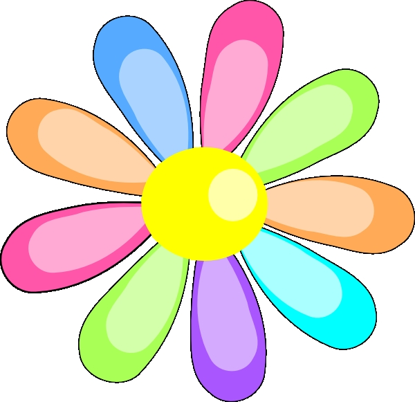 600x581 Clip Art For May Flowers