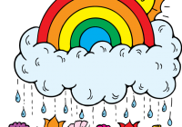 200x140 April Showers Clipart April Showers Bring May Flowers Clip Art
