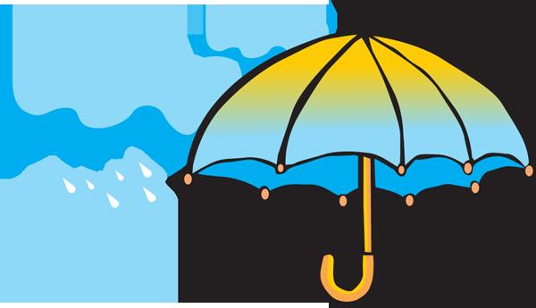 600x345 Umbrella Rainy Days Clipart Images, Clip Art