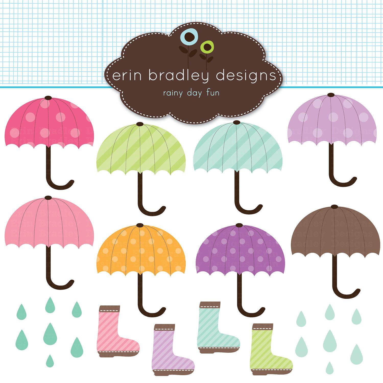 1500x1500 Umbrella Clipart Clip Art For Personal Amp Commercial Use Digital