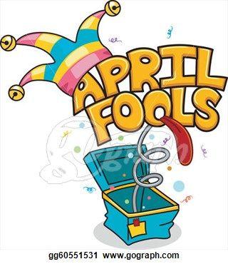 320x370 Simple Clip Art April Fools