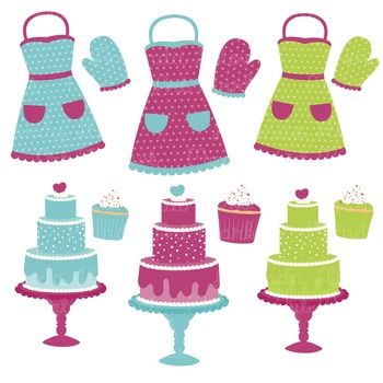 350x350 In The Kitchen Baking Clipart Amp Vectors In Bohemian