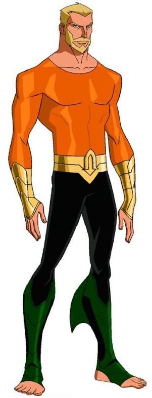 301x786 Aquaman Clipart Simple