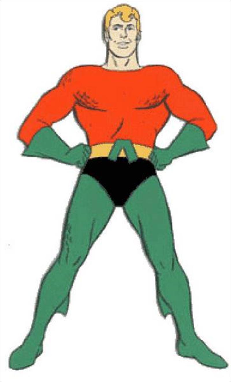 800x1322 Aquaman Clipart
