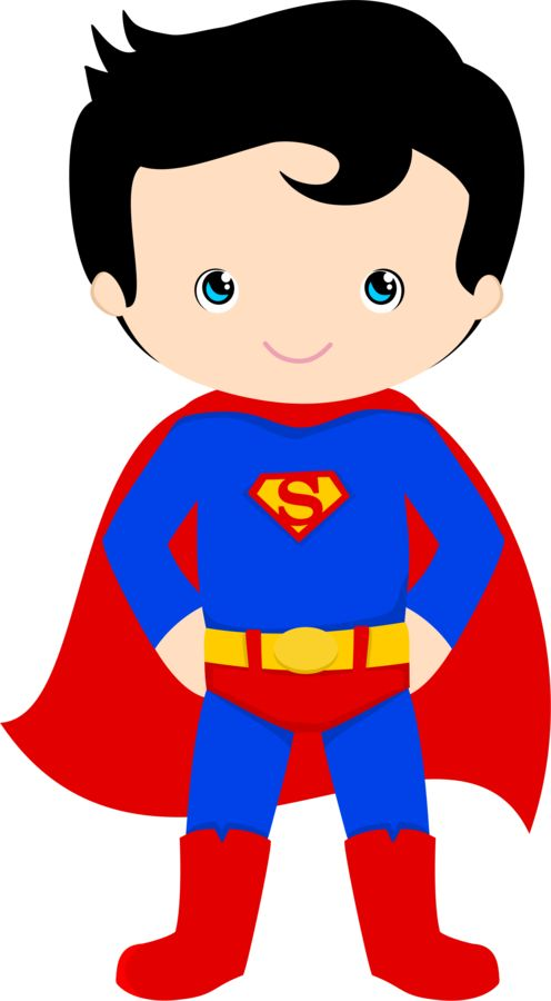 496x900 43 Superman Clipart Clipart Fans