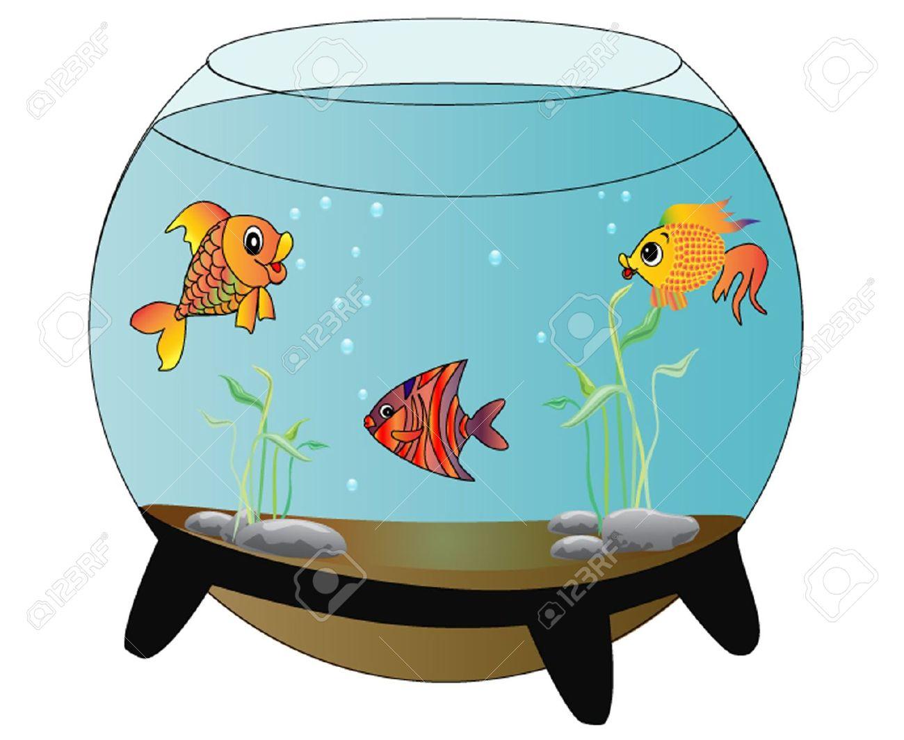 1300x1064 Clip Art Fish Tank Clip Art