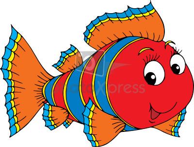 400x302 Reef Aquarium Clipart