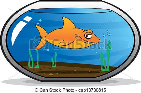 450x297 Shark Disguised As A Goldfish An Aquarium. Never Trust