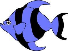 236x179 Ocean With Fish Clipart Ocean Fish Clip Art Tropical Education