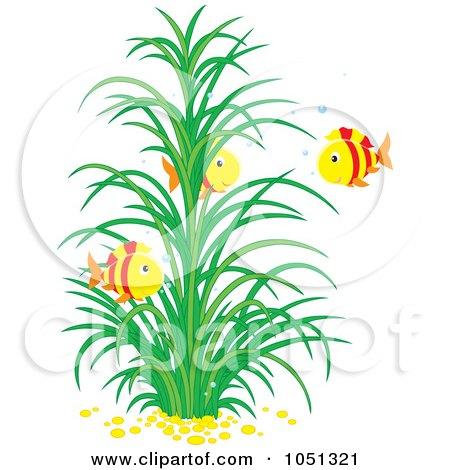 450x470 Royalty Free (Rf) Clipart Of Aquatic Plants, Illustrations, Vector