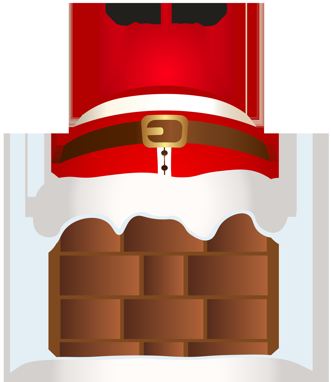 5207x6000 Funny Santa In Chimney Png Clip Aru200b Gallery Yopriceville
