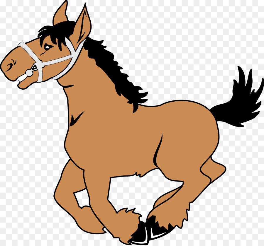 900x840 Horse Pony Cartoon Clip Art