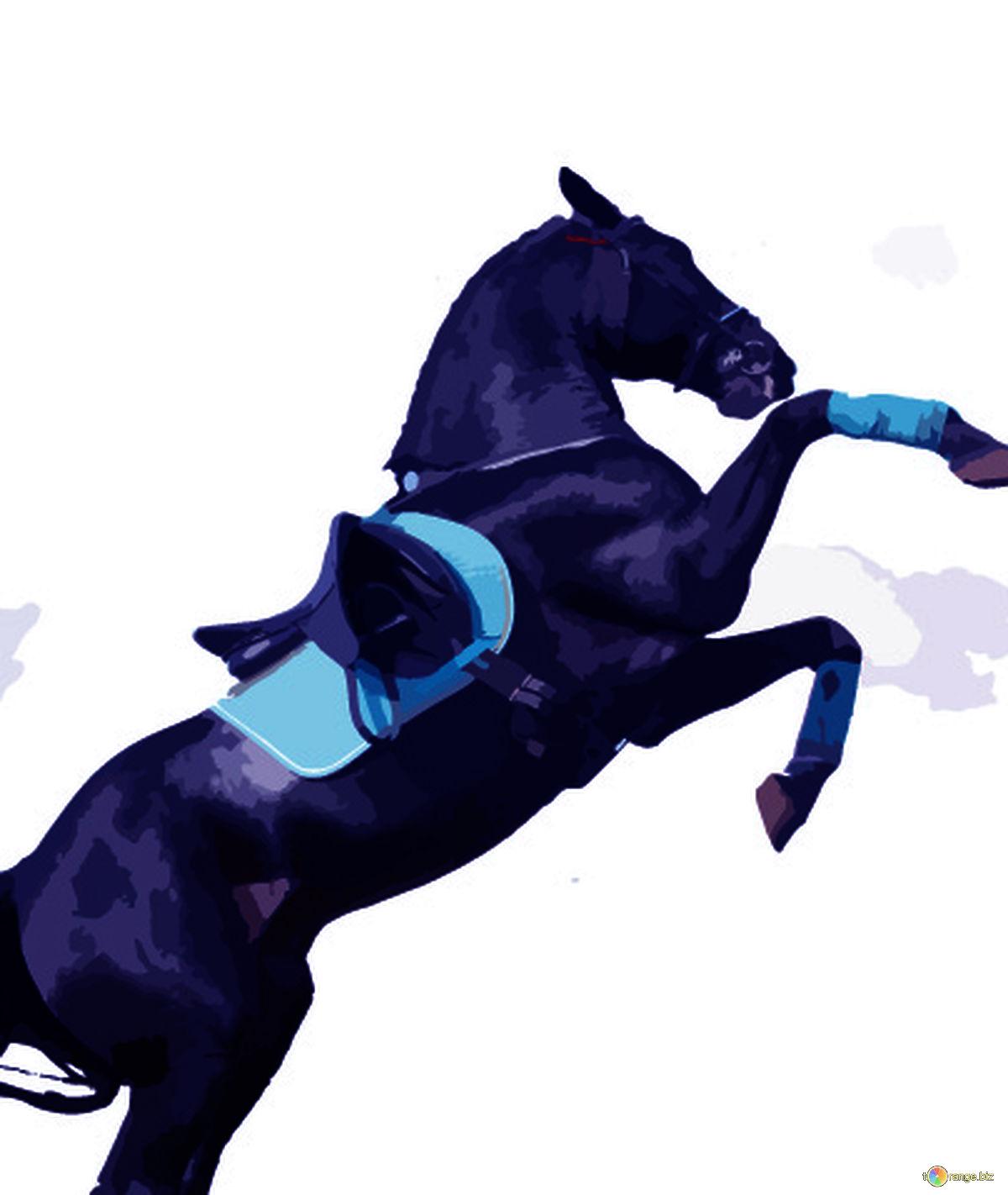 1200x1422 Arabian Horse Tattoo