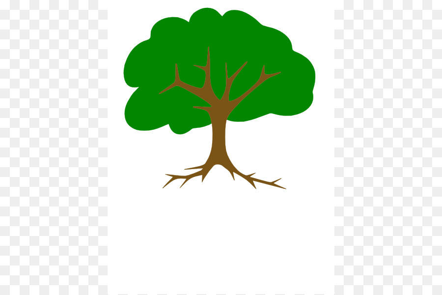 900x600 Family Tree Root Branch Clip Art