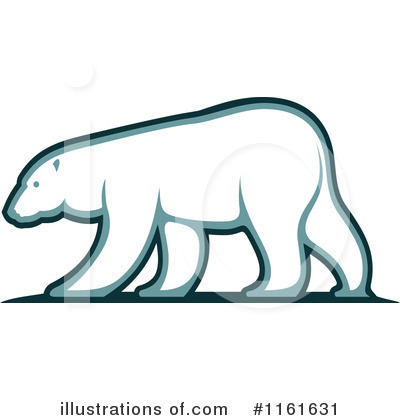 400x420 Polar Bear Clipart