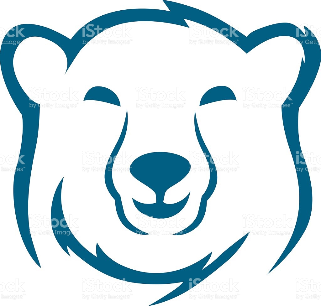 1024x977 Polar Bear Nose Clipart
