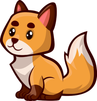 333x347 Fox Clipart, Suggestions For Fox Clipart, Download Fox Clipart