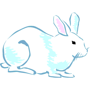 300x300 Rabbit Clipart, Cliparts Of Rabbit Free Download (Wmf, Eps, Emf