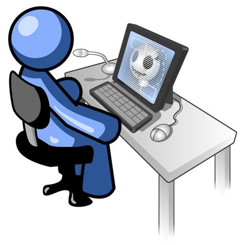 480x480 Clip Art Computer System Software Clipart