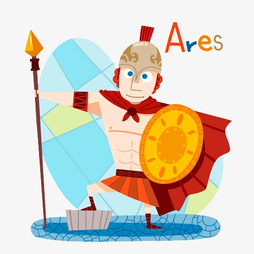 500x500 Ares, Mars, Warrior, War Png Image And Clipart For Free Download