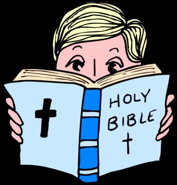 350x365 Children's Bible Clipart