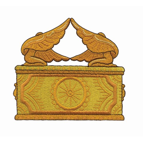 500x500 Ark Of The Covenant Embroidery Design Annthegran